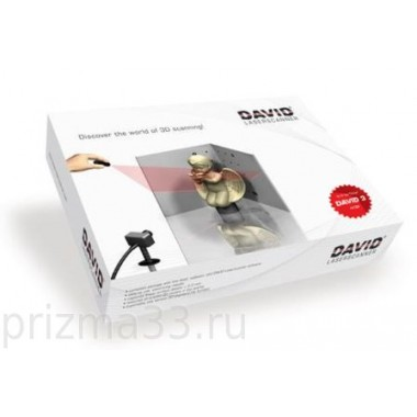 DAVID 3D Starter-Kit