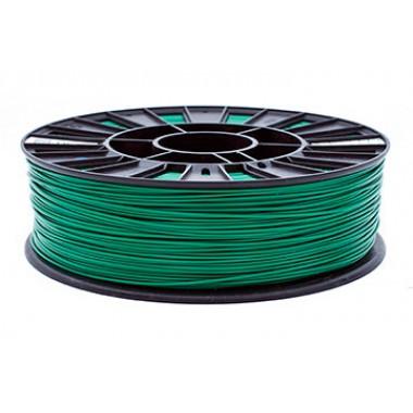 ABS пластик (зеленый 0.75кг)