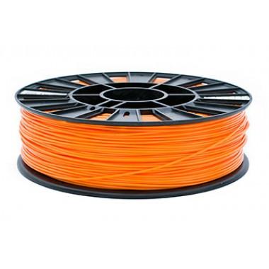 ABS пластик (оранжевый 0.75кг)