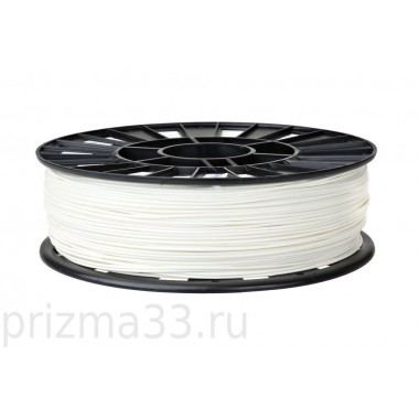 ABS пластик (белый 0.75кг)