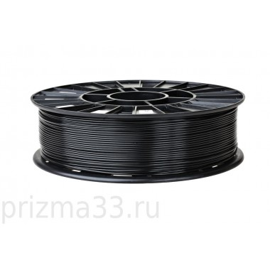 ABS пластик (черный 0.75кг)