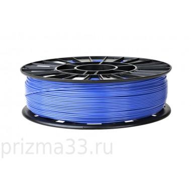 ABS пластик (голубой 0.75кг)