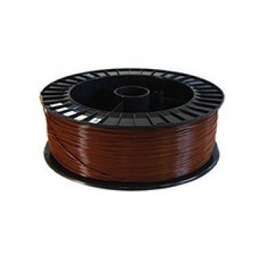 ABS пластик (коричневый 2кг)