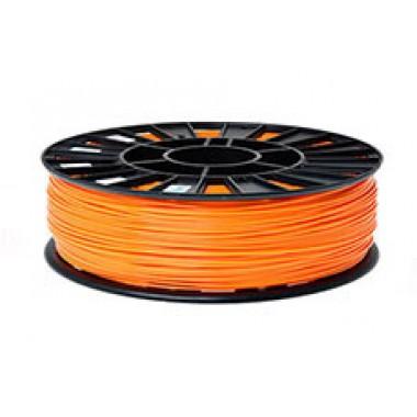ABS пластик (оранжевый 2кг)