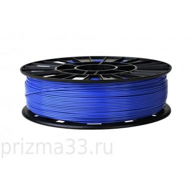 ABS пластик (синий 2кг)