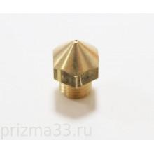 Сопло Jet BR 0.5 мм (Picaso/PrintBox3D)