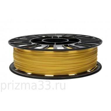 PLA пластик (желтый 0.75кг)