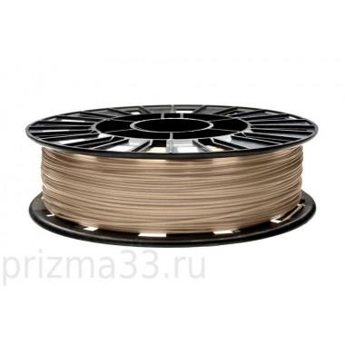 PLA пластик (бежевый 0.75кг)
