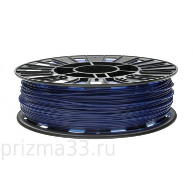 PLA пластик (синий 0.75кг)
