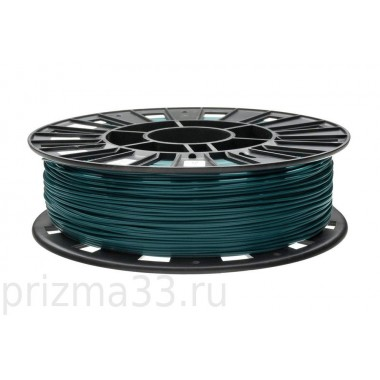 PLA пластик (зеленый 0.75кг)