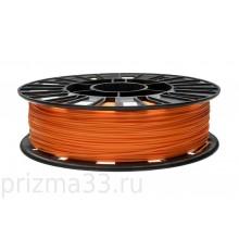 PLA пластик (оранжевый)