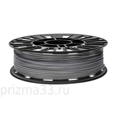 PLA пластик (серый 0.75кг)
