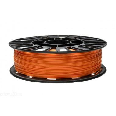 PLA пластик (оранжевый 2кг)