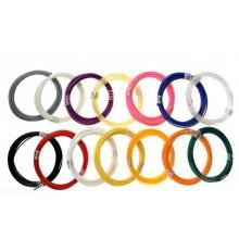 PLA пластик для 3D ручки (набор 5 цветов)