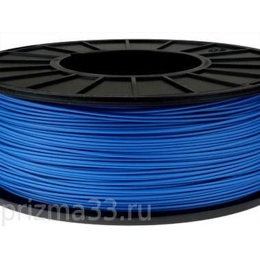 PLA пластик (голубой)