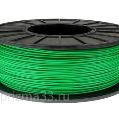 PLA пластик (зеленый)