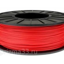 PLA пластик (красный)