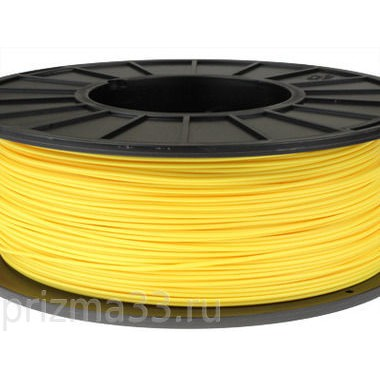 PLA пластик (желтый)