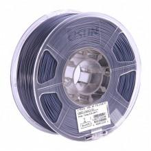 Катушка ABS-пластика ESUN 1.75 мм 1кг., серая (ABS175H1)