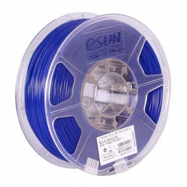 Катушка PLA-пластика ESUN 3.00 мм 1кг., синяя (PLA300U1)