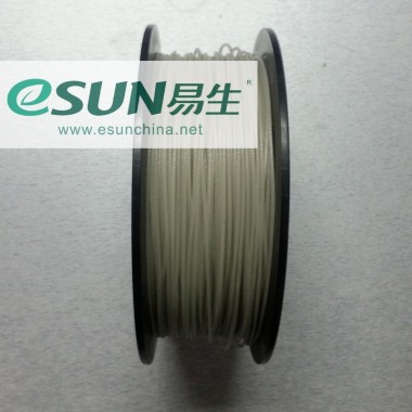 Катушка PLA-пластика ESUN 1.75 мм 1кг., светящаяся синяя