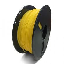 Катушка PLA-пластика Raise3D Premium, 1.75 мм, 1 кг, жёлтая