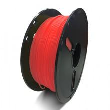 Катушка PLA-пластика Raise3D Premium, 1.75 мм, 1 кг, прозрачно-красная