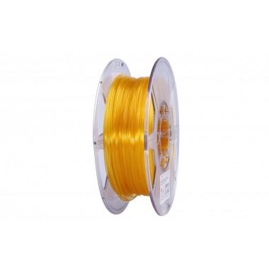 Катушка PLA-пластика ESUN 1.75 мм 1кг., прозрачно-оранжевый (PLA175GO1)