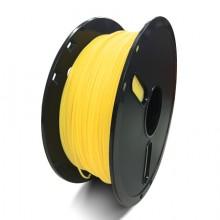 Катушка PLA-пластика Raise3D Premium, 1.75 мм, 1 кг, прозрачно-жёлтая