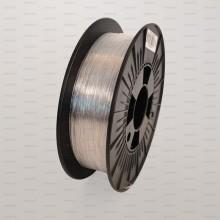 Катушка пластика Polycarbonate прозрачная 1.75 мм 0,5 кг.