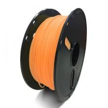 Катушка PLA-пластика Raise3D Premium, 1.75 мм, 1 кг, прозрачно-оранжевая