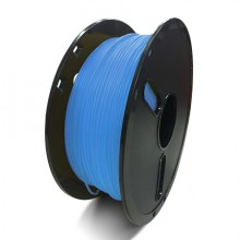 Катушка PLA-пластика Raise3D Premium, 1.75 мм, 1 кг, прозрачно-синяя