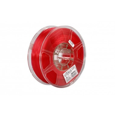 Катушка PLA-пластика ESUN 1.75 мм 1кг., прозрачно-красный (PLA175GWR1)