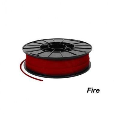 Катушка TPE-пластика NinjaFlex SemiFlex 1.75 мм 0,5кг., красная