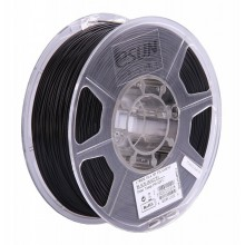 Катушка PLA-пластика ESUN 3.00 мм 1кг., черная (PLA300B1)