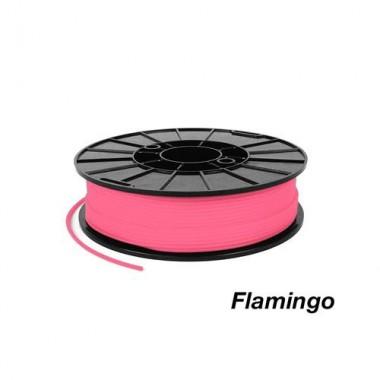 Катушка TPE-пластика NinjaFlex 1.75 мм 0,5 кг., розовая