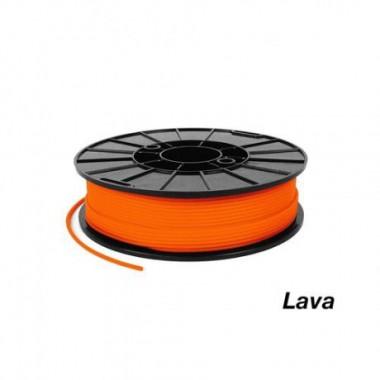 Катушка TPE-пластика NinjaFlex SemiFlex 1.75 мм 0,5кг., оранжевая (3DSF051175)
