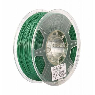 Катушка PLA-пластика ESUN 1.75 мм 1кг., темно-зелёная (PLA175PG1)