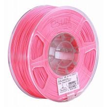 Катушка ABS-пластика ESUN 1.75 мм 1кг., розовая (ABS175P1)