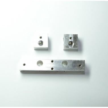 Комплект держателя экструдеров для 3D принтер Wanhao Duplicator 4/4X