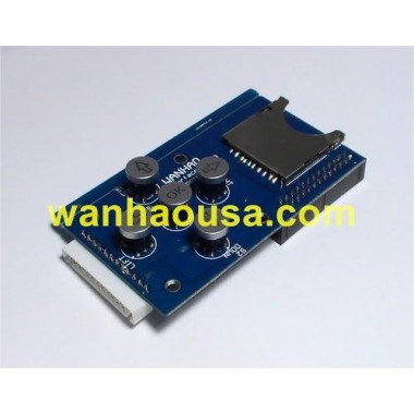 Модуль управления со встроенным Card Reader для 3D принтера Wanhao Duplicator 4/4X