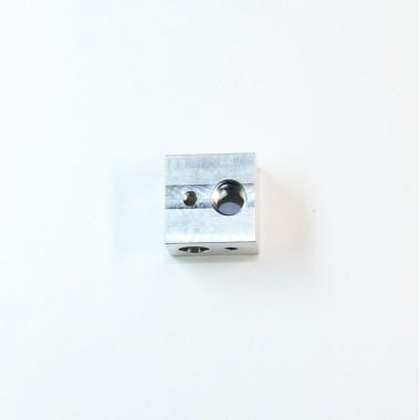 Алюминиевый блок малый для 3D принтера Wanhao Duplicator i3