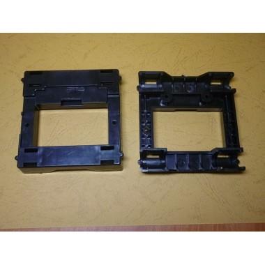 Салазки под 2 экструдера для 3D принтера Wanhao Duplicator 4/4X/4S
