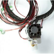 Экструдер в сборе для 3D принтера Wanhao Duplicator i3 (MK10)