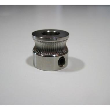 Зубчатое колесо для захвата пластика в экструдере для 3D принтера MakerBot 2/2X