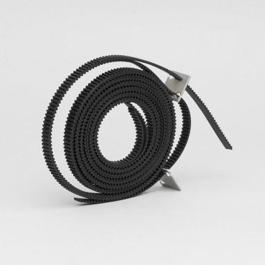 Ремень 2GT*6 мм, 0,9 мм для 3D принтера Raise3D N1/N2/N2 Plus