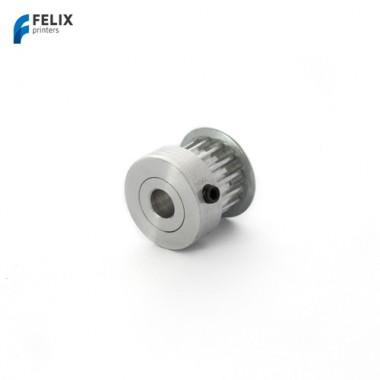 Зубчатое колесо для ременной передачи для 3D принтера Felix