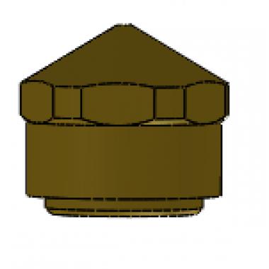 Сопло tip 1.75mm для 3D принтера Felix v1