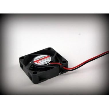 Кулер охлаждения для 3D принтера Felix 40x40x10 с соединительным проводом 1.5 м (Sunon)