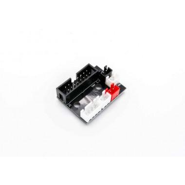 Плата управления экструдером для 3D принтером Wanhao D6